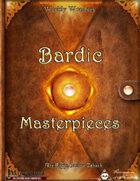 Weekly Wonders - Bardic Masterpieces