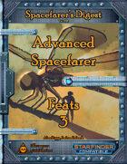 Spacefarer's Digest 008 - Advanced Spacefarer Feats 3