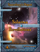 Spacefarer's Digest 014 - Solarian Options