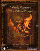 Weekly Wonders: The Yellow Dragon