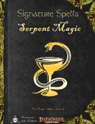 Signature Spells - Serpent Magic