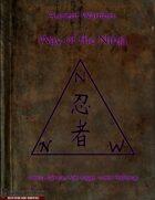 Ancient Warriors: Way of the Ninja
