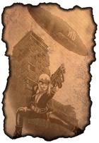 Ghost City Raiders: Daughter of Bastet