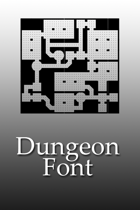 Dungeon Font Expansion 3