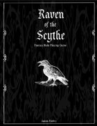 Raven of the Scythe Core Rules and Book of Encounters