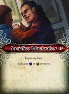 Socialite Muckraker  - Custom Card