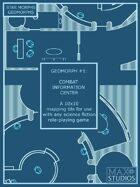 Starmorphs Geomorphs #1:Combat Information Center