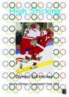High Sticking: Olympic Ice Hockey