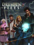 The Dreden Files: Juego de rol