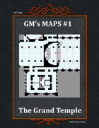 GM's Maps #1: Grand Temple