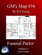 GM's Maps #56: Funeral Parlor