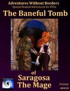 AWB-01: The Baneful Tomb of Saragosa the Mage