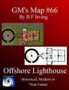 GM's Maps #66: Offshore Lighthouse