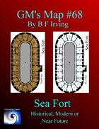 GM's Maps #68: Sea Fort