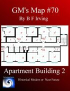 GM's Map #70: Apartment Building 2