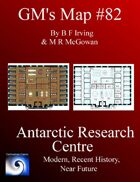 GM's Maps #82: Antarctic Research Center