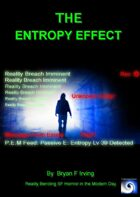 The Entropy Effect RPG