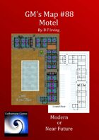 GM's Maps #88: Motel