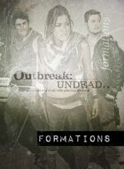 Outbreak: Undead.. Formation Cards