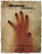Outbreak: Undead 1st Edition Legacy Bundle [BUNDLE]