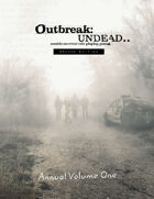 Outbreak: Undead.. 2nd Edition - Annual Volume One