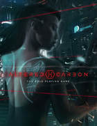 Altered Carbon: The Role Playing Game - Core Rules