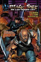 Black Salt: The Return to Shaolin #2
