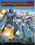 BattleTech Datenbögen 3039 (PDF) als Download kaufen