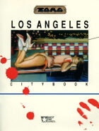 Torg: Los Angeles Citybook