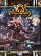 Iron Kingdoms - Stadtkompendium (PDF) als Download kaufen