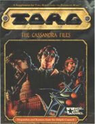 Torg: The Cassandra Files