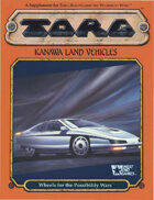 Torg: Kanawa Land Vehicles