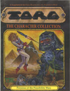 Torg: The Character Collection