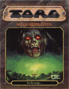 Torg: No Quarter Given