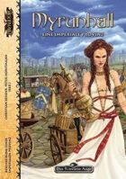 Myranor – Myrunhall - Eine imperiale Provinz (PDF) als Download kaufen
