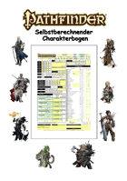 Drittanbieter – Pathfinder Spielerbogen (ZIP) als Download