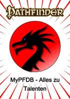 Drittanbieter – MyPFDB: Alles zu Talenten (PDF) als Download