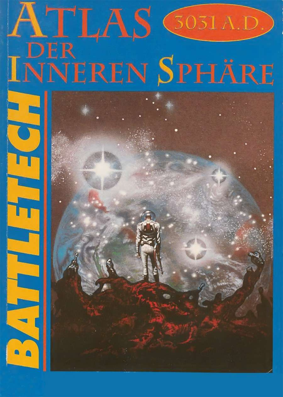 BattleTech - Atlas der Inneren Sphäre (PDF) als Download kaufen