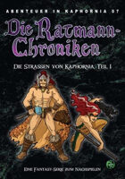 Die Ratmann-Chroniken - Die Strassen von Kaphornia 1 (PDF) als Download kaufen