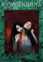 Vampire V20 - Die Maskerade Kompendium (PDF) als Download kaufen
