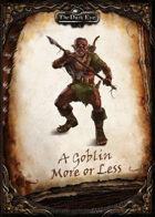 The Dark Eye - A Goblin More or Less