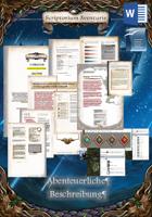 Vorlagen-Paket für Scriptorium Aventuris