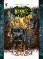 Hordes: Kommandoband Trollblütige Mk3 (PDF) als Download herunterladen
