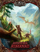 The Dark Eye - Aventuria Almanac