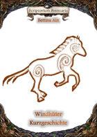 Windhüter - Der Holzanhänger