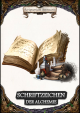Schriftzeichen der Alchemie
