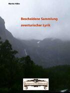 Bescheidene Sammlung aventurischer Lyrik