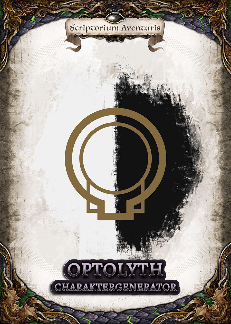 Optolith Heldenverwaltung