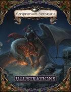 Scriptorium Aventuris - Illustrations Bundle