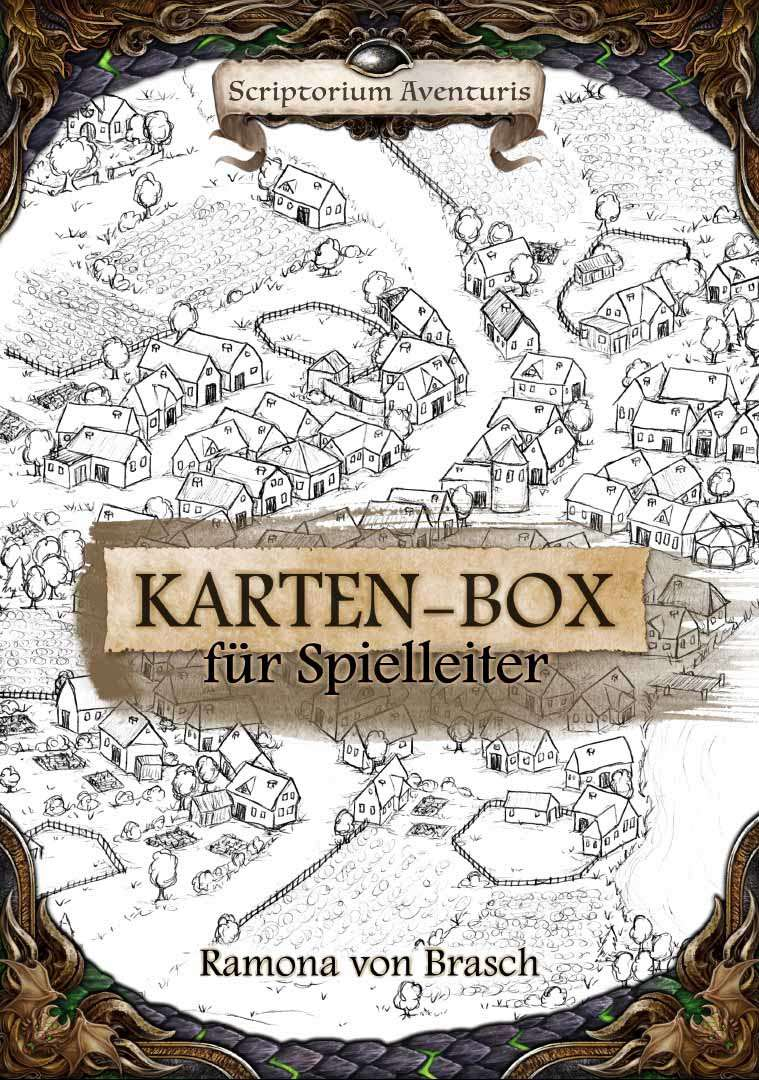 Karten-Box für Spielleiter